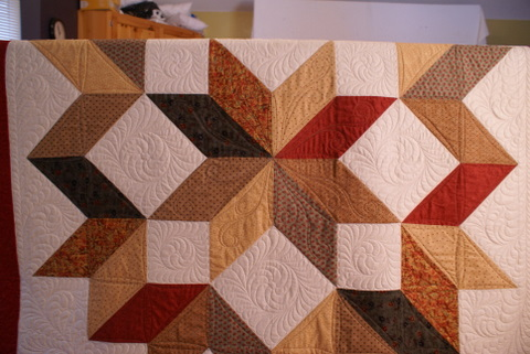 Carpenter S Star Quilt Art Quilts And Other Adventures